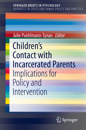 Children   s Contact with Incarcerated Parents