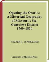 Opening the Ozarks PDF