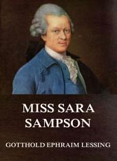 Miss Sara Sampson