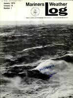 Mariners Weather Log PDF
