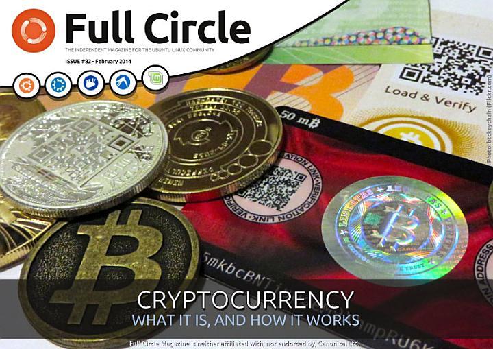 Full Circle Magazine #82