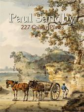 Paul Sandby: 227 Colour Plates