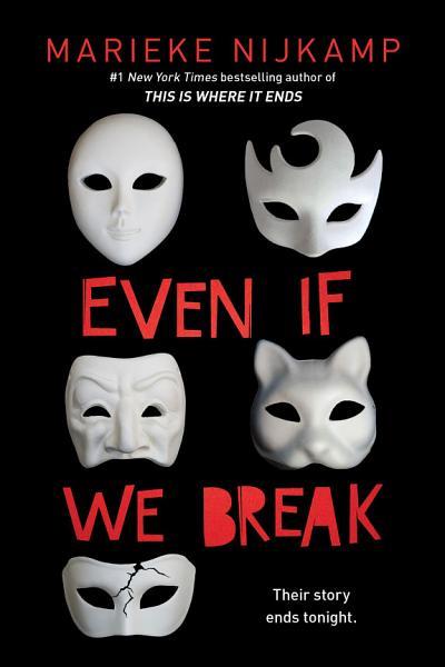 Download Even If We Break Book