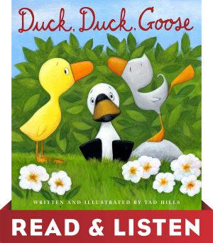 Duck  Duck  Goose  Read   Listen Edition