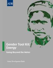 Gender Tool Kit: Energy: Going Beyond the Meter