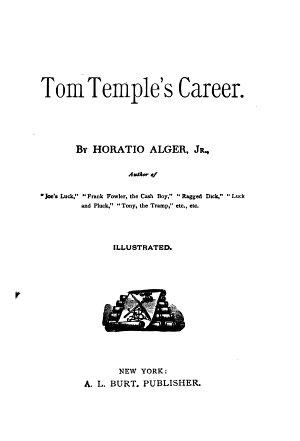 Tom Temple s Career