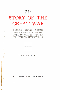 The Story of the Great War     PDF