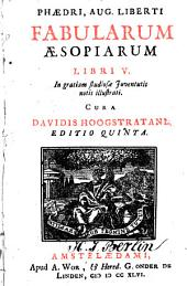 Fabularum Aesopiarum libri V: Volume 1