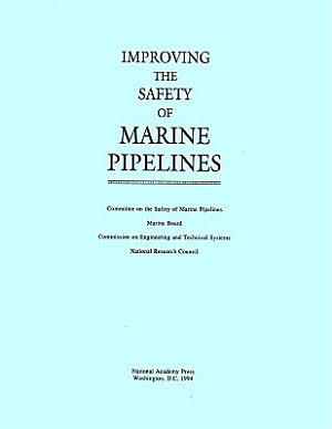 Improving the Safety of Marine Pipelines PDF