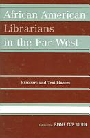 African American Librarians in the Far West PDF