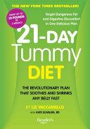 21 Day Tummy Diet