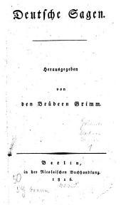 Deutsche Sagen: Band 1