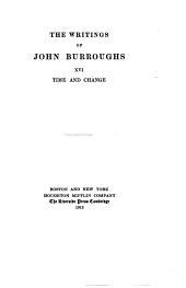 The Writings of John Burroughs: Volume 16