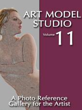 Art Model Studio, Vol 11: A Photo Reference Gallery for the Artist