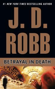 Betrayal in Death Book