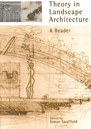 Theory in Landscape Architecture PDF