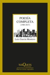 Poesía completa (1980-2015)