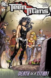 Teen Titans (2003-) #47