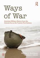 Ways of War PDF