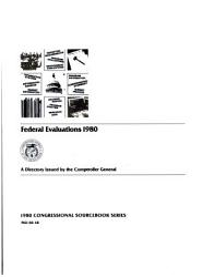 Federal Program Evaluations PDF