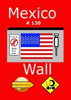Mexico Wall 130  Arabic edition  PDF