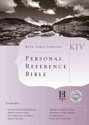 Personal Reference Holy Bible King James Version PDF