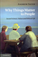 Why Things Matter to People PDF