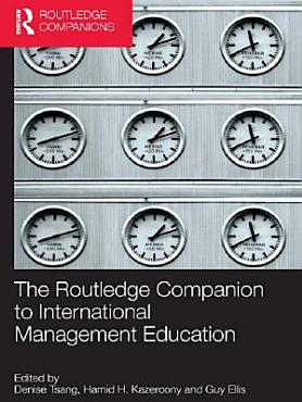The Routledge Companion to International Management Education PDF