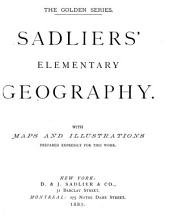 Sadlier's Elementary Geography