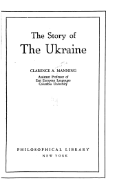 The Story of the Ukraine PDF