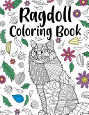 Ragdoll Coloring Book