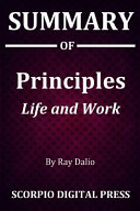 Summary Of Principles Book