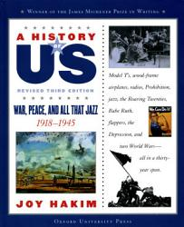 A History Of Us War Peace And All That Jazz Book PDF