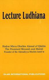 Lecture Ludhiana