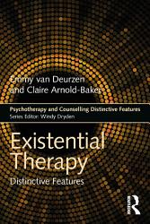 Existential Therapy Book PDF