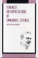 Feminist Interpretations of Emmanuel Levinas PDF