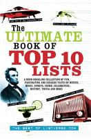 The Ultimate Book of Top 10 Lists PDF