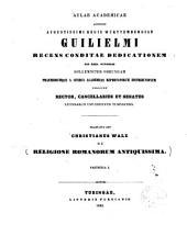De religione romanorum antiquissima: particula I.