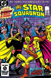 All-Star Squadron (1981-) #35