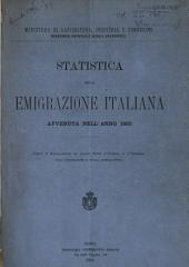 Statistica delle migrazioni da e per l'estero