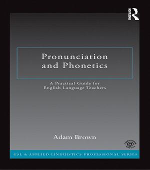 Pronunciation and Phonetics PDF