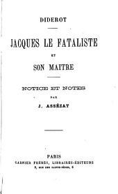 Jacques le fataliste et son maître: Volumes1à2