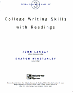 College Writing Skills with Readings PDF