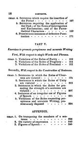 Murray's English exercises: consisting of exercises in parsing ... with which the corresponding notes, rules, and observations in Murray's grammar are incorporated ... Revised, prepared and particularly adapted to the use schools; being a counterpart to the Engish teacher