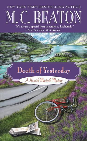 Download Death of Yesterday Book