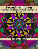 Sacred Harmonies Coloring Book for Adults