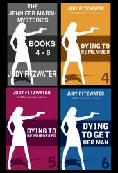 The Jennifer Marsh Mysteries Box Set Books 4-6