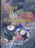 Food Hygiene and Sanitation PDF