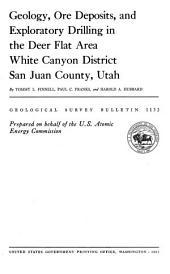 Geological Survey Bulletin: Issue 1132