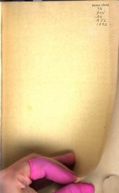 Report on the Coal Measures of Blount Mountain: With Map and Sections